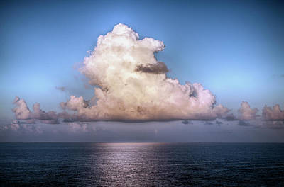 Photograph - Clouds by Mick Burkey