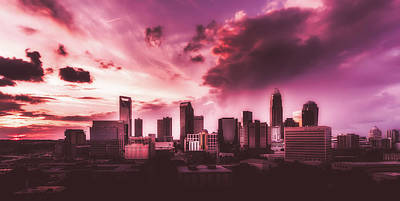 Photograph - Clouds Over Charlotte by Unsplash