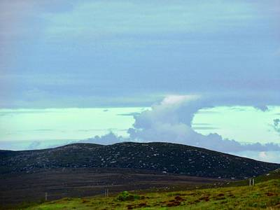 Photograph - Clouds Over Donegal by Stephanie Moore