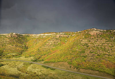 Photograph - Clouds Over The Verde by Kunal Mehra