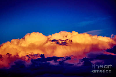 Photograph - Clouds Vi by Charles Muhle