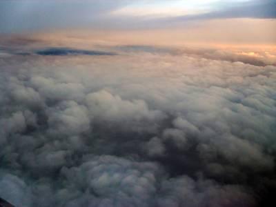 Photograph - Clouds Viii -12 Feb 2010 by Emiliano Giardini