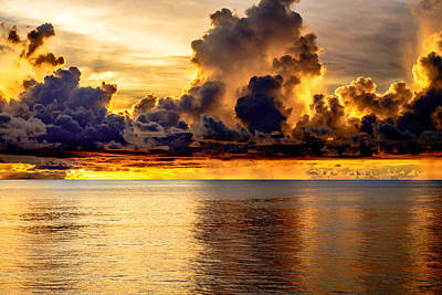 Photograph - Clouds Within The Clouds by Michael Scott