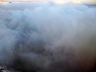 Photograph - Clouds Xi -12 Feb 2010 by Emiliano Giardini