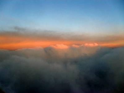 Photograph - Clouds Xii -12 Feb 2010 by Emiliano Giardini