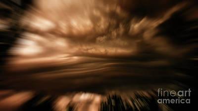 Photograph - Clouds_10 by Jorg Becker