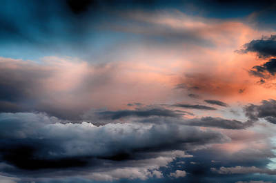 Mixed Media - Cloudscape 4 by Angelina Vick