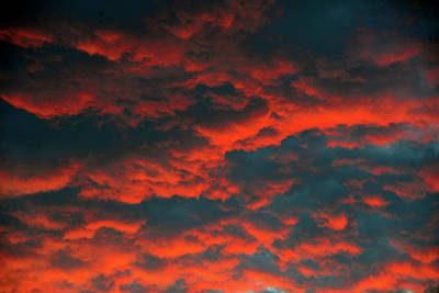 Photograph - Cloudscape A1 by David Lee Thompson