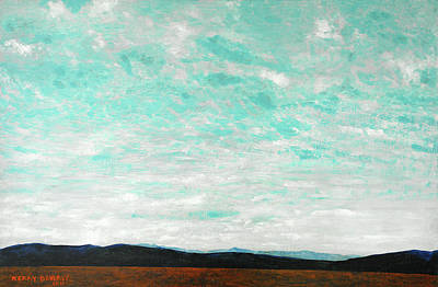 Painting - Cloudscape B by Kerry Beverly