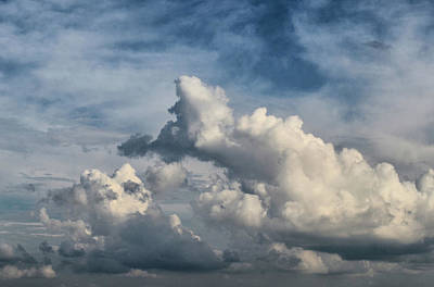 Photograph - Cloudscape Fifteen by Tom Druin