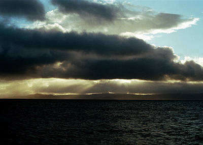Photograph - Cloudscape by Kenneth Campbell