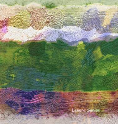 Mixed Media - Cloudscape by Lenore Senior