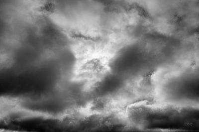 Photograph - Cloudscape No. 1 by David Gordon