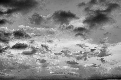Photograph - Cloudscape No. 5 by David Gordon