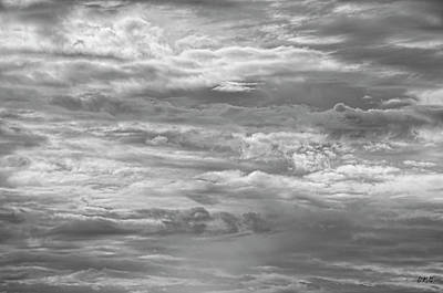 Photograph - Cloudscape No. 8 by David Gordon