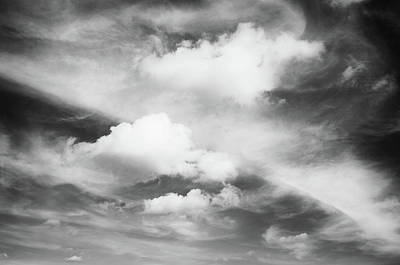 Photograph - cloudscape No.18 by Tom Druin