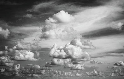 Photograph - cloudscape No.19 by Tom Druin