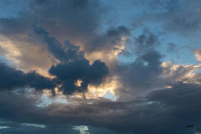 Photograph - Cloudscape Xii by David Gordon