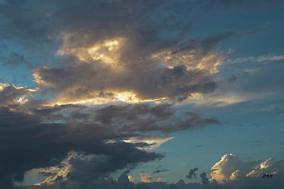 Photograph - Cloudscape Xiii by David Gordon