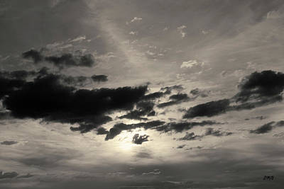 Photograph - Cloudscape Xxi Toned by David Gordon
