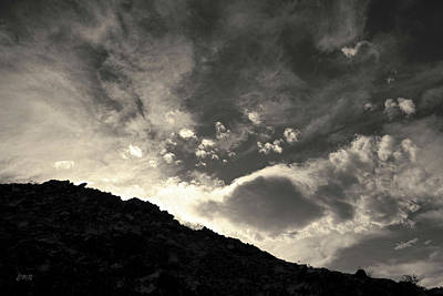 Photograph - Cloudscape Xxii Toned by David Gordon