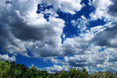 Photograph - Cloudx by Mark Blauhoefer