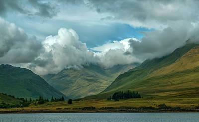 Photograph - Cloudy Afternoon In Connemara by Jaroslaw Blaminsky