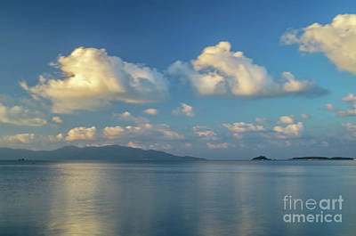 Photograph - Cloudy Afternoon by Michelle Meenawong