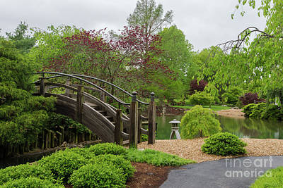 Photograph - Cloudy Day Garden Stroll by Jennifer White