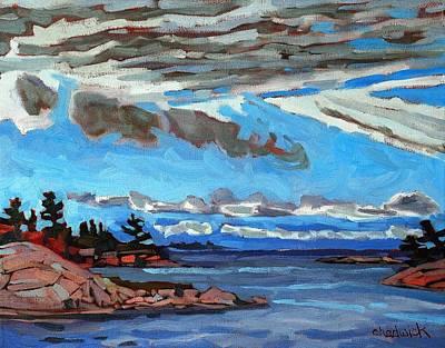 Cloudy Killarney Sunrise Original
