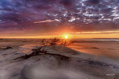Photograph - Cloudy Morning by Jody Merritt