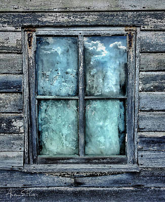 Photograph - Cloudy Window by Andrea Platt