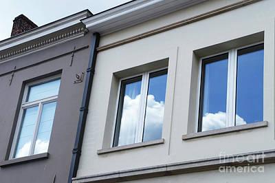 Photograph - Cloudy Windows by Ana Mireles