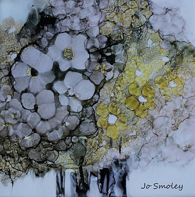 Painting - Cloudy With A Chance Of Sunshine by Joanne Smoley