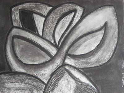 Clover Leaf Art Print by Marsha Ferguson
