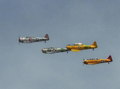 Photograph - Clow Air Show by Michael Bessler