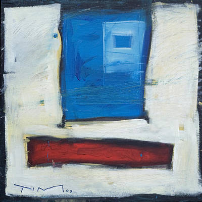 Tim Painting - Clown by Tim Nyberg