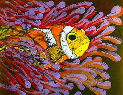 Clownfish I  Art Print