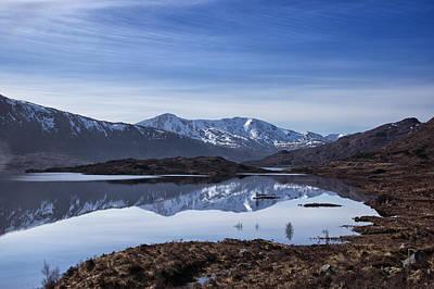 Photograph - Cluanie Dam by Jacqi Elmslie