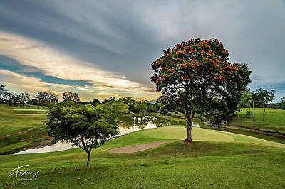 Photograph - Club Campestre by Francisco Gomez