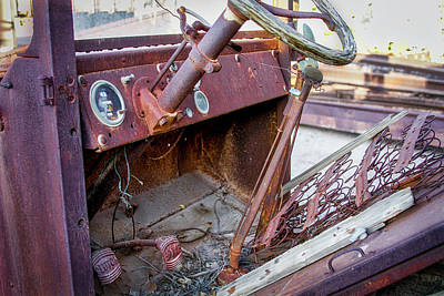 Photograph - Clutch And Brake by Gene Parks