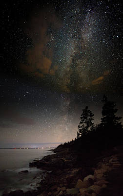 Photograph - Clutching The Galaxy by Brent L Ander