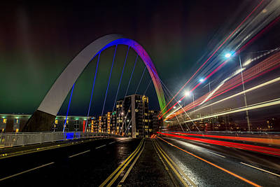 Photograph - Clyde Arc by Sam Smith Photography