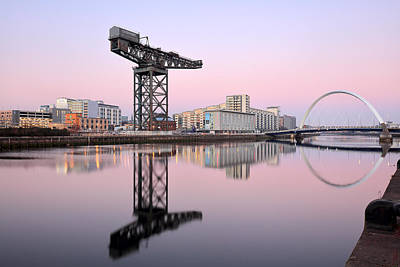 Photograph - Clyde Hues by Grant Glendinning