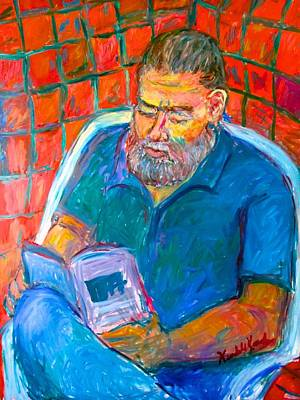 Painting - Clyde Stage Three by Kendall Kessler