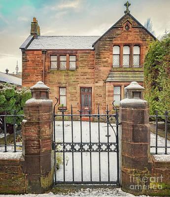 Photograph - Clydebank Chapel House by Antony McAulay
