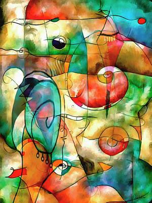 Cm1278 Art Print by Celito Medeiros