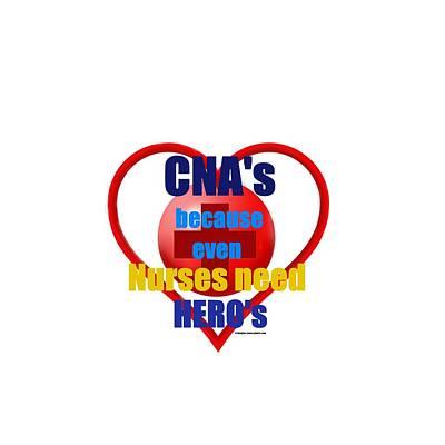 Digital Art - Cna's by Douglas Day Jones
