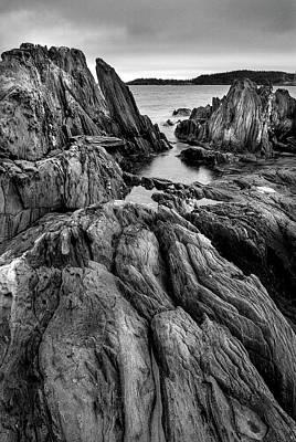 Photograph - Coachman's Cove, Newfoundland by Joshua Hakin