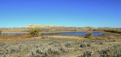 Photograph - Coal Creek Reservoir by Aliceann Carlton